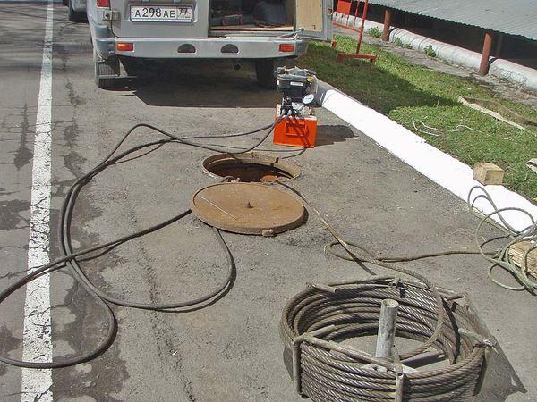 Бестраншейный ремонт трубопроводов и замена труб