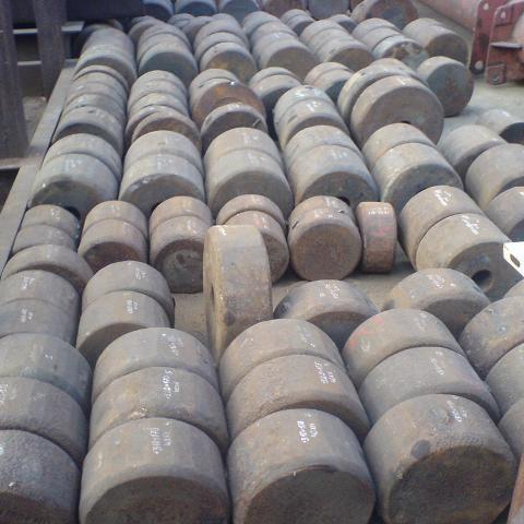 Поковка стальная ст. 5ХНМ  в наличии и под заказ в Екатеринбурге (Центрсталь)