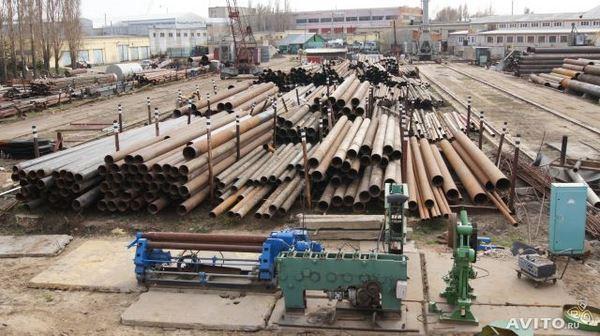 Продаем трубы б/у диаметр 57-1420 в Саратове.