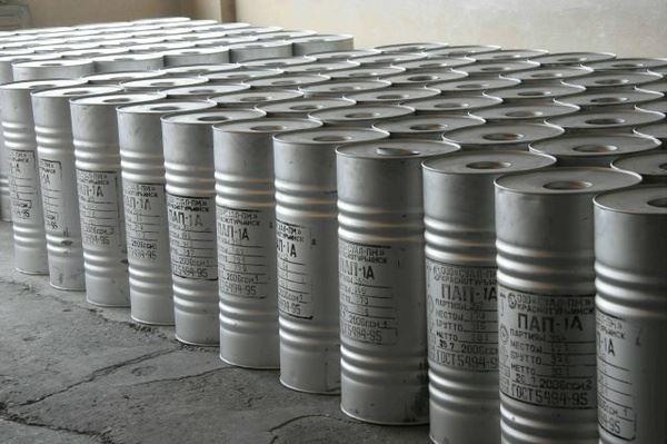 Пудра алюминиевая пигментная ПАП-1 ГОСТ 5494-98 ПАП-1