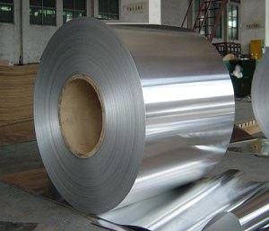 Алюминиевые рулоны (алюминиевый лист, алюминиевая лента...