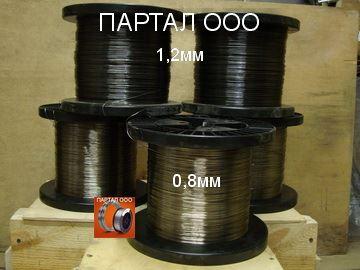 ПАНЧ проволока для ремонтной сварки чугуна  ПАНЧ-11