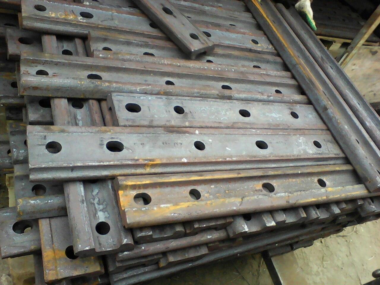 Железнодорожные материалы на собственном складе!!!