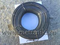 Проволока 3 мм вязальная стальная из наличия Вязальная