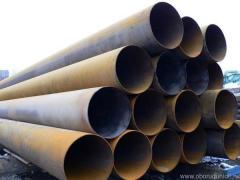 Трубы сварные - новые, б/у, лежалые, обработанные со ск...